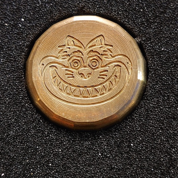 Bettinardi Crown Fat Cat - ball marker