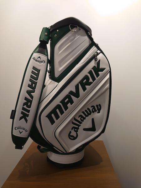 Callaway special edition Staff Bag : the Magnolia edition