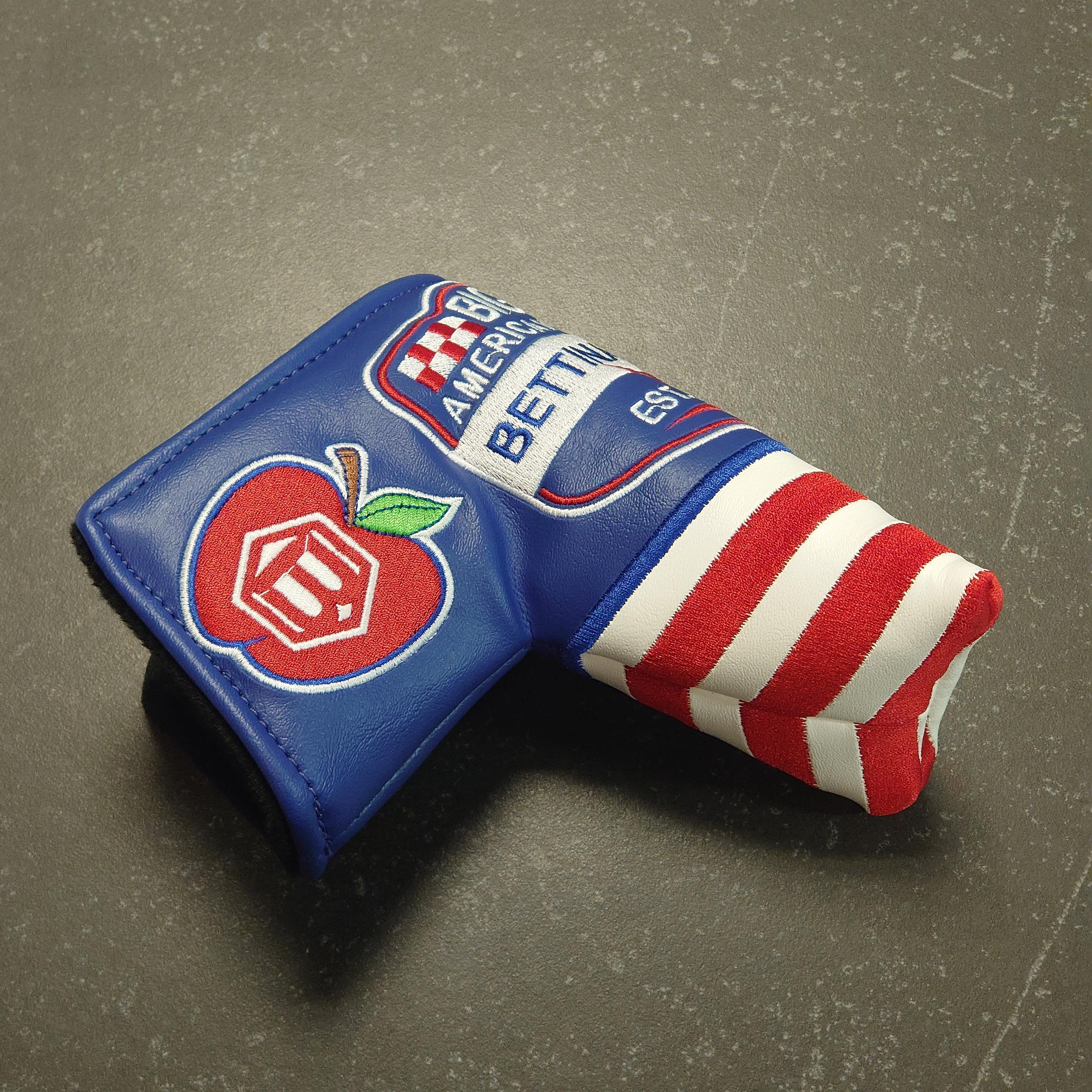 Bettinardi Big Apple American Championship - headcover Blade