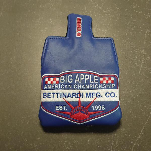 Bettinardi Big Apple American Championship - headcover Mallet