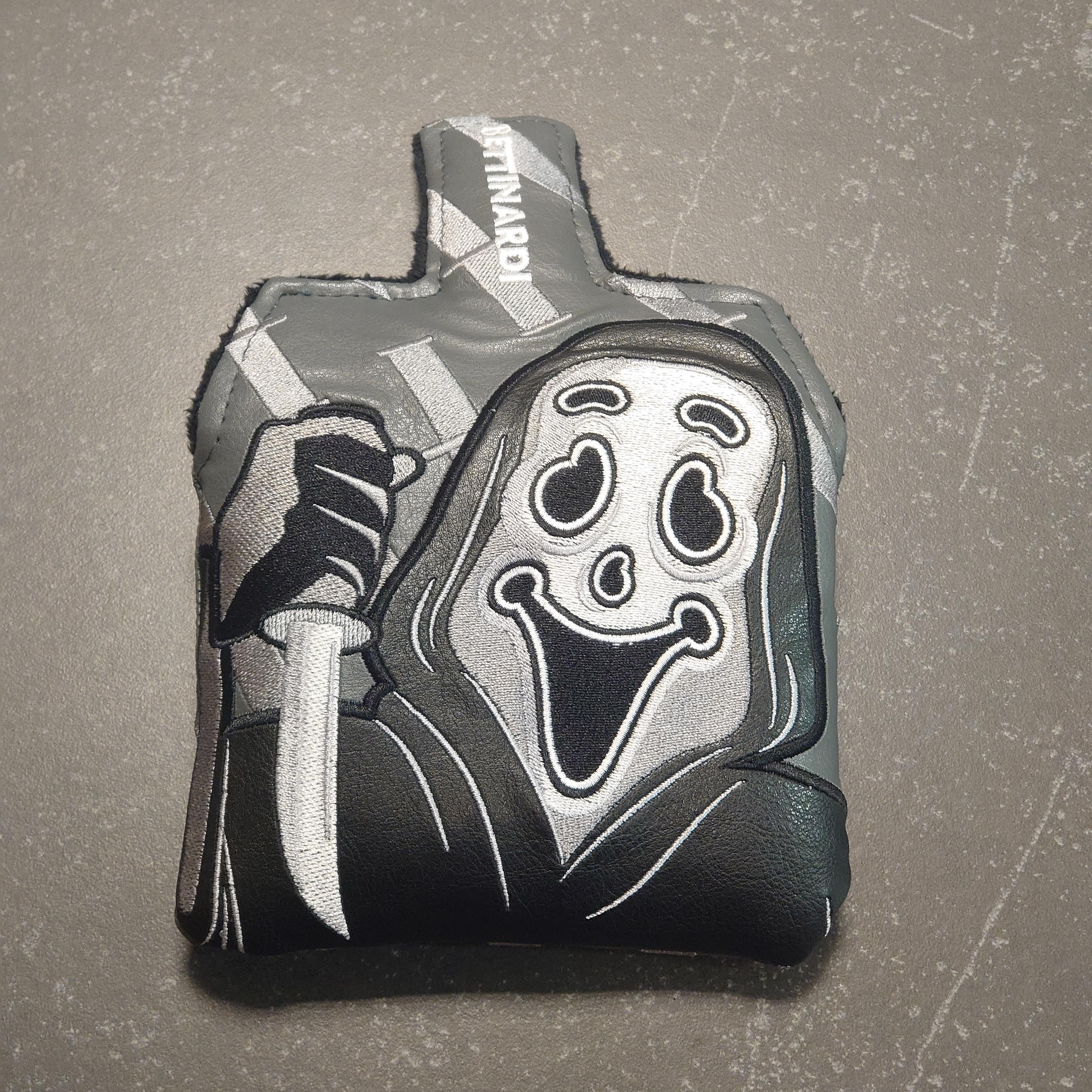Bettinardi Hive Ghoul-Aid Masked - headcover Mallet