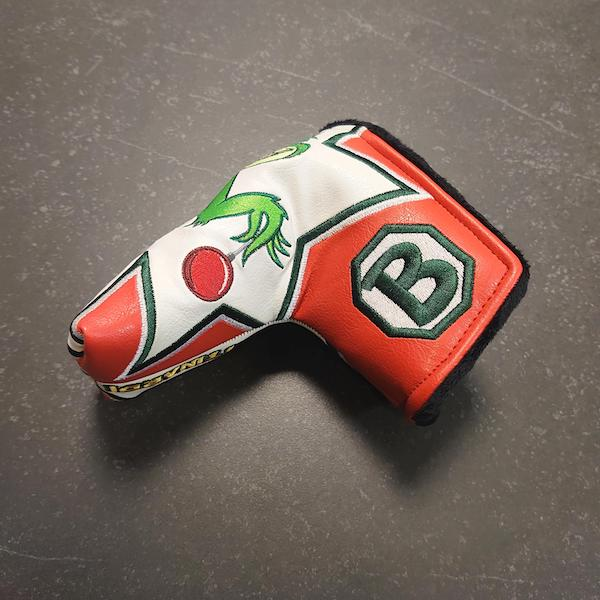 Bettinardi Hive The Cat Who Robbed Christmas - headcover Blade