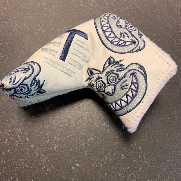 Bettinardi Fat Cat Tour edition White - Headcover Blade