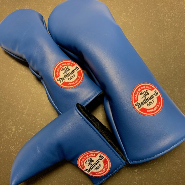 Bettinardi Chigaco, IL (Blue) - Headcover set